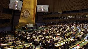 un passes five resolutions in favor of palestine