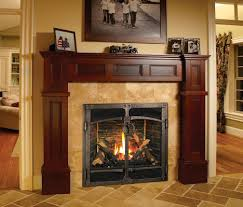 wood fireplace insert design ideas electric living room gas