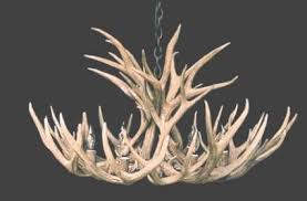 antler chandeliers and lighting company 45 ideas of real antler chandelier