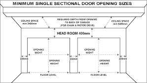 Garage Measurements Awesome How Big Is A Standard Garage Door 10 Double Garage Door