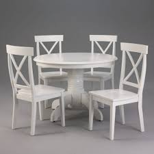 unique ikea white dining table with ikea kitchen table and chairs