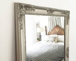 baroque bathroom mirror pewter mirror bedroom mirror living