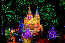 christmas light tour sacramento come to sacramento to see the world at the global winter wonderland