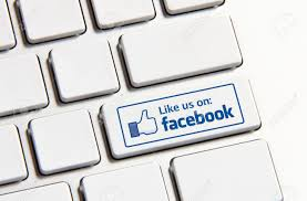 Facebook Icon by Johor Malaysia Jun 14 2014 Like Us On Facebook Icon On