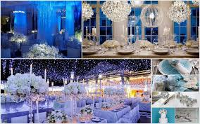 Winter Wonderland Themed Decorating - wedding theme ideas for winter home design ideas
