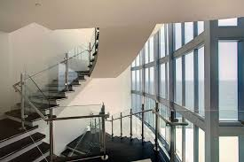 Stainless Steel Banisters Stairs Interesting Stairway Railings Stair Railing Parts Stair
