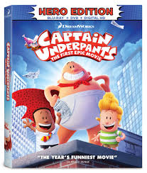 captain underpants the first epic movie movie night fun the
