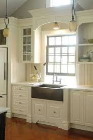 Shelf Over Kitchen Sink by 1907 Airplane Bungalow Kitchen I Like The Top Small Lit Cupboards