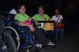 Deaf Blind Movie Blind Deaf In Special Movie Screening At Sm Subic Bay News