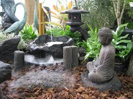 japanese zen garden water