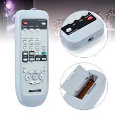 epson emp 830 l replacement mayitr 1pc dedicaed replacement remote control for epson projector