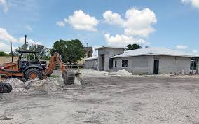 miami gardens residents see slow but steady work on 60 million