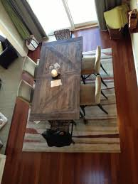 Barnwood Dining Room Tables by Reclaimed Barnwood Barn Door Style Dining Table Industrial