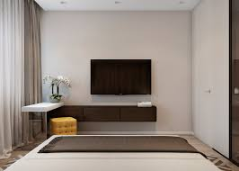 Minimalistic Bedroom Two Efficient Apartments For Families With Two Children