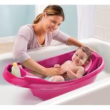 Infant To Toddler Bathtub Summer Infant 1 2 3 Taking A Bath Pink Target