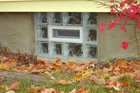 Glass Block For Basement Windows by Glass Block Installations Wmgb Home Improvement