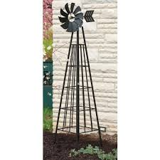 panacea obelisk windmill lawn ornaments ace hardware