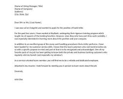 download cover letter for banking haadyaooverbayresort com