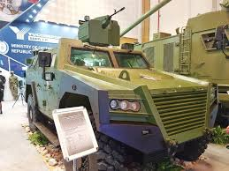 military vehicles the most interesting military vehicles of the 2017 idex defence