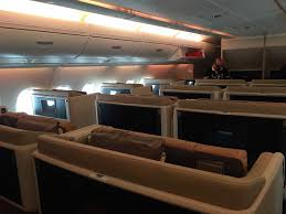 Air France A380 Seat Map by Singapore Airlines A380 Business Class Largest Seat Ever The
