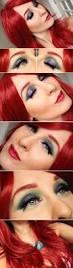 ariel and flounder halloween costumes best 10 little mermaid makeup ideas on pinterest ariel makeup