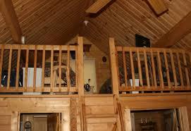 Small Cabins Small Log Cabin Loft Space Log Cabin Kits Pinterest Cabin