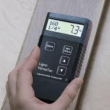 ligno versatec moisture meter wood concrete