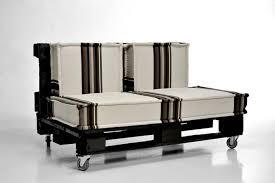 canapé avec palette canapé avec des palettes fashion designs