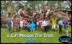 past mission trips to belize encounter god s presence