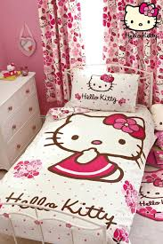 bedroom hello kitty full size bed in a bag bedrooms
