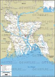 North Italy Free Map Free by Geoatlas Countries Bangladesh Map City Illustrator Fully