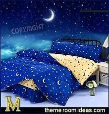 Galaxy Themed Bedroom 2 Galaxy Bedding Galaxy Themed Bedroom Decor