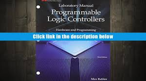download bookk programmable logic controllers hardware and