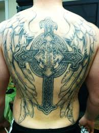 25 cool tribal cross tattoos slodive