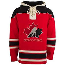canada sweater team canada iihf 47 heavyweight jersey lacer hoodie ebay