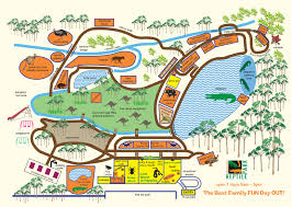 Blank Park Zoo Map by Australia Zoo How To Do It All In A Day Posts By Listofmaps You