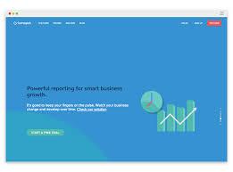 trends in web design gradients springboard public relations
