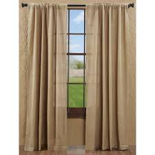 Burlap Curtains Amazon Burlap Curtains With Tabs Extraordinary And Features Pole Pocket