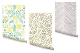 temporary wall paper temporary wallpaper shopping guide the crazy craft lady