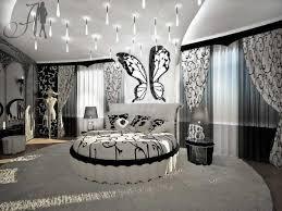 chambre fille noir et blanc une chambre en noir et blanc