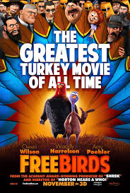 movies thanksgiving adoption at the movies free birds thanksgiving adoption movie review