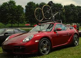 porsche bicycle car a bicycle does fit inside a cayman page 2