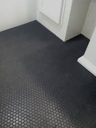 floor black tile floor desigining home interior