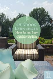 Outdoor Living Spaces Outdoor Living Spaces Ideas For An Easy Outdoor Update