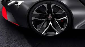 peugeot supercar peugeot drops two additional teasers for supercar concept