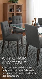 contemporary dining room sets modern dining chairs modern dining room furniture room u0026 board
