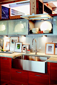 kitchen cabinet decorating ideas 25 ideas for kitchen cabinet makeovers midwest living