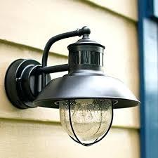 Outdoor Light Fixtures With Motion Sensor Exterior Light Fixtures Motion Sensor Outdoor Light Fixture Best