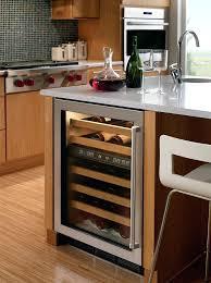wine cooler cabinet reviews built in undercounter refrigerator monogram wine refrirators reviews