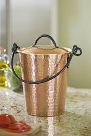 copper compost pail buy from gardener u0027s supply